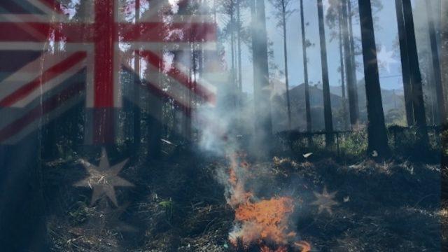 オーストラリア火災