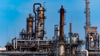 原油価格上昇